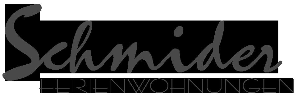 Logo Schmider FeWo